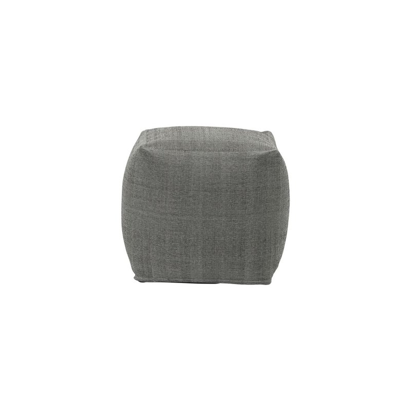House Doctor Pouf, Tabi, Brown, Finish/Colour may vary