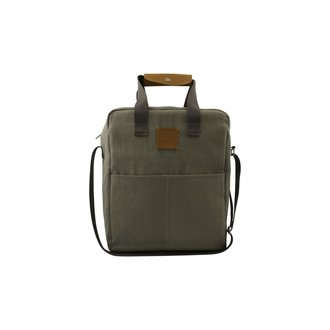 House Doctor Cooling bag, Picnic, Army green