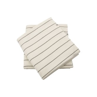 House Doctor Towel, Bath, Casa, Off-White, Pack of 2 pcs