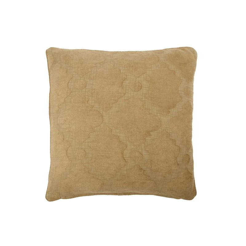 House Doctor Cushion cover, Wail, Golden brown, Finish/Colour may vary