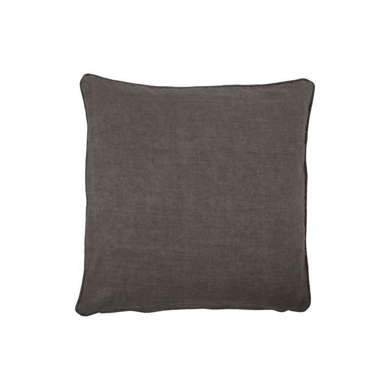 House Doctor Cushion cover, Sai, Dark grey, Finish/Colour may vary