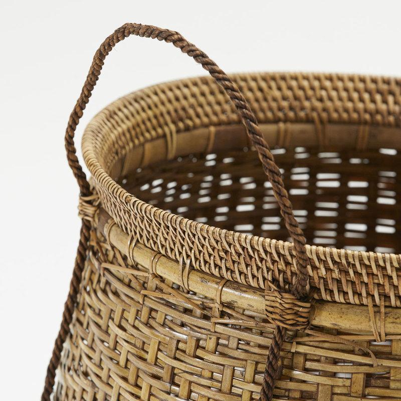 House Doctor Baskets, Kuta, Nature, Set of 2 sizes, Finish/Colour/Size ma