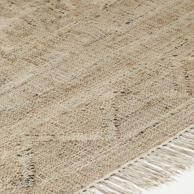 House Doctor Vloerkleed Shriv zand