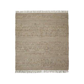 House Doctor Rug, Shriv, Sand, Handmade