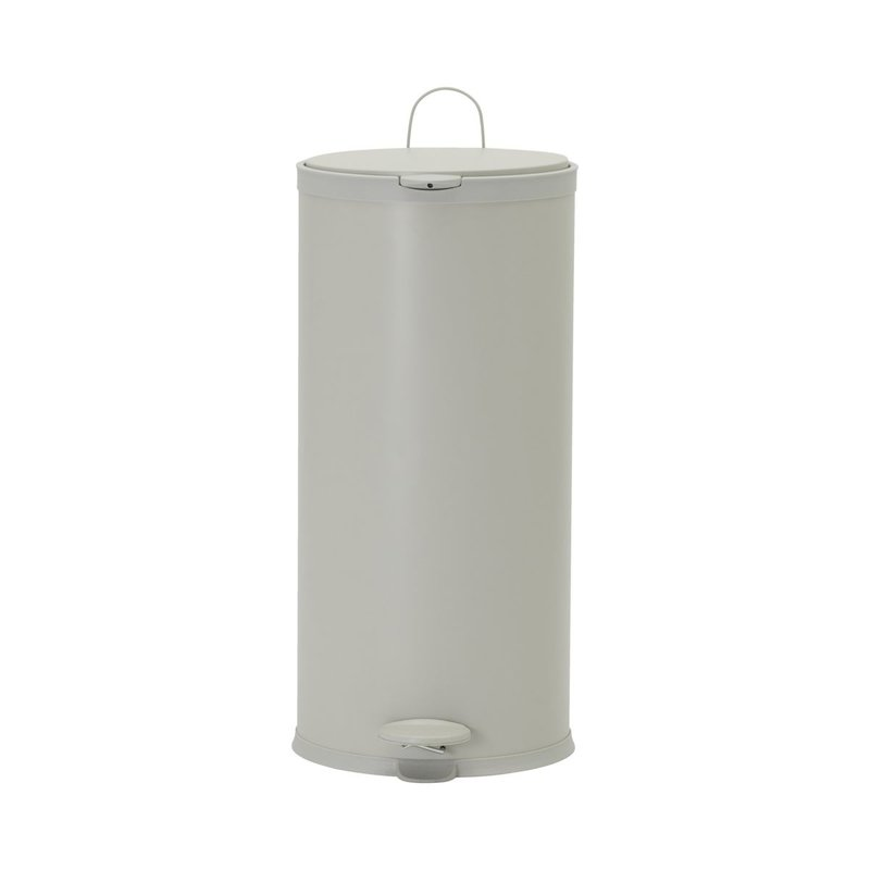 House Doctor Bin, Eda, Ecru, 30 liters