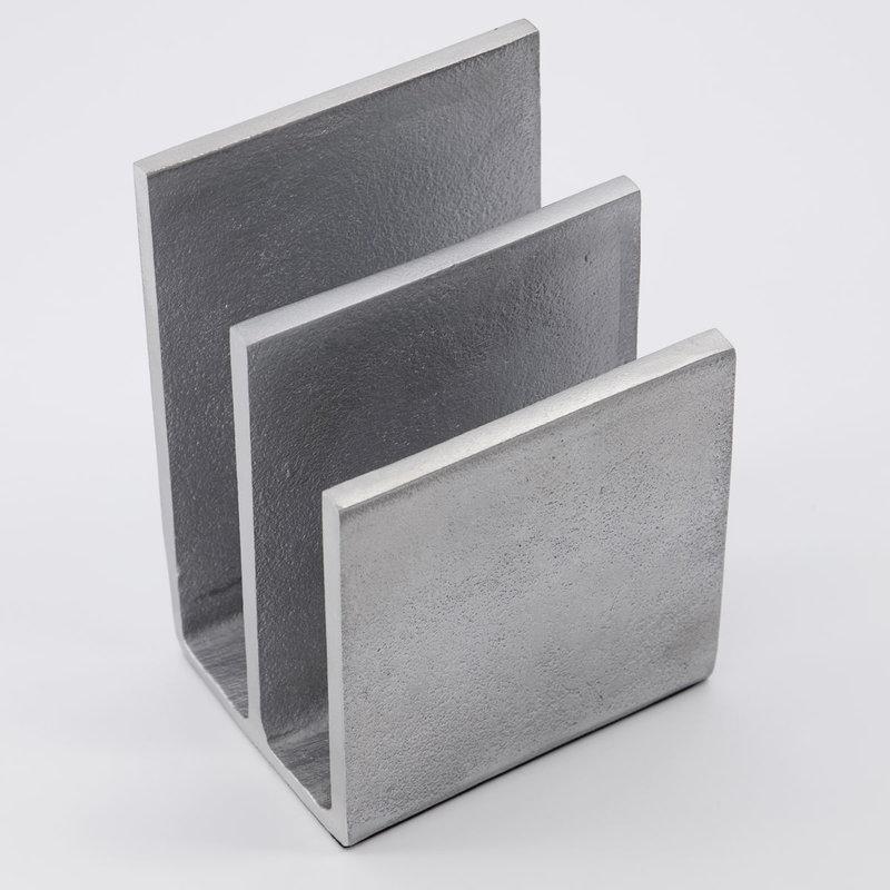 Monograph Documenten organiser Mono Geborsteld zilver