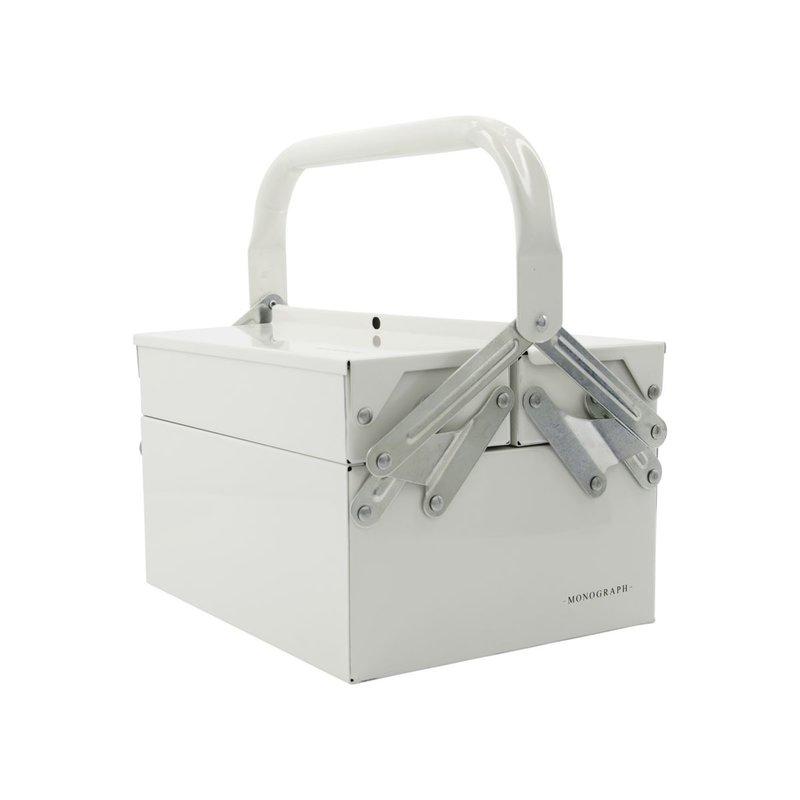 Monograph Toolbox, Optimus, White