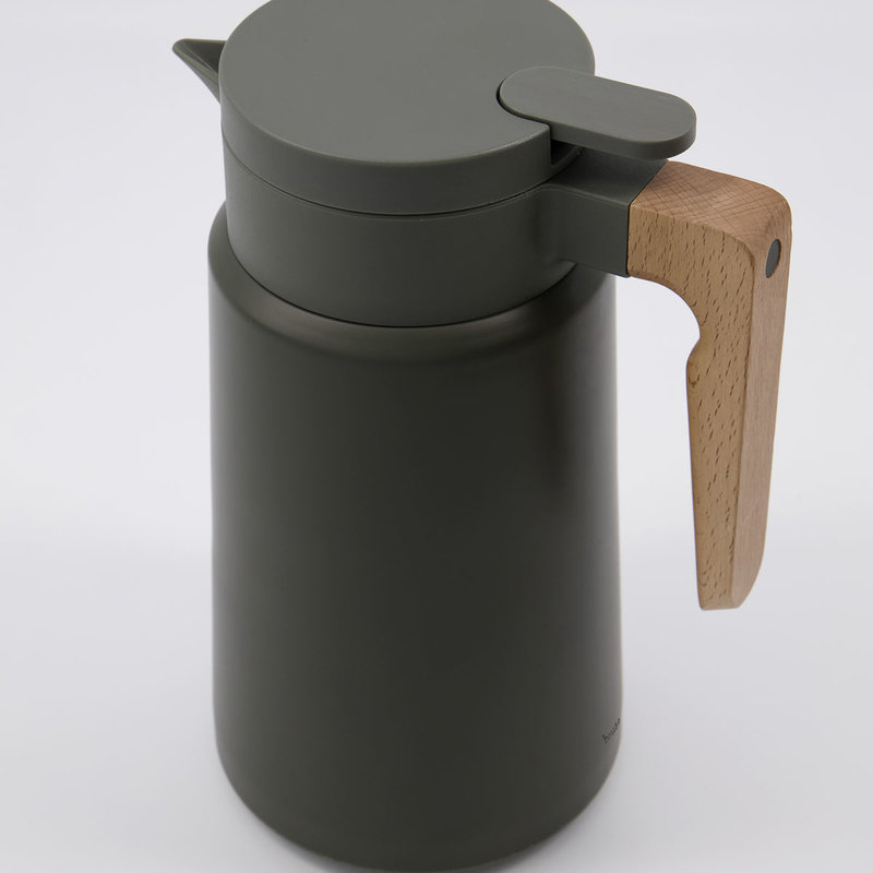 House Doctor Thermos, Cole, Green, 1.8 L
