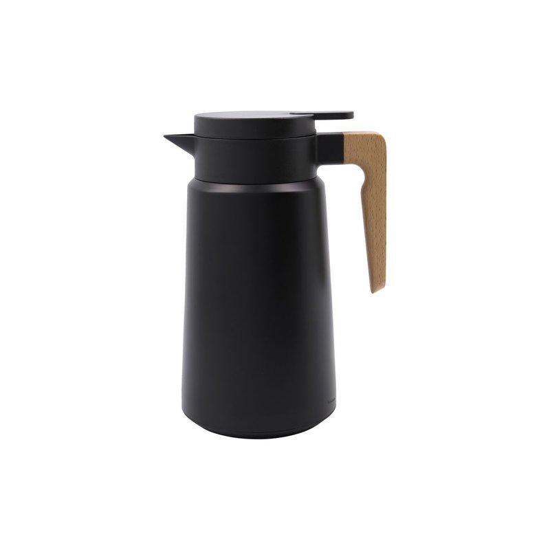 House Doctor Thermoskan Cole zwart 1.8 liter