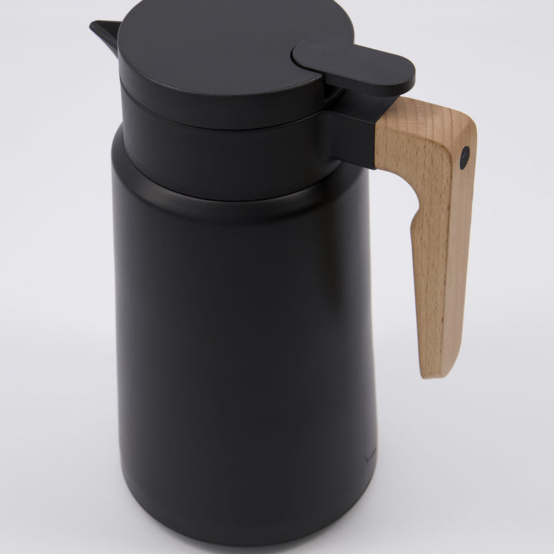 House Doctor Thermos, Cole, Black, 1.8 L