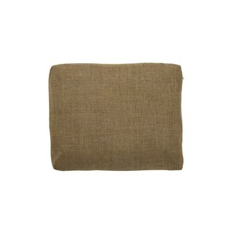 House Doctor Cushion w. filling, Fine, Camel