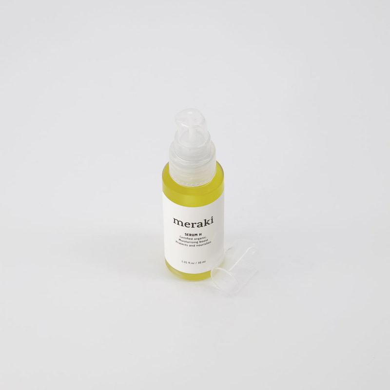 Meraki Serum H, 1.01 fl.oz/ 30 ml., Cosmos Organic