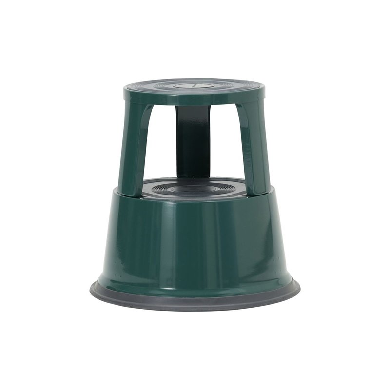 Monograph Step Stool, Step Up, Green