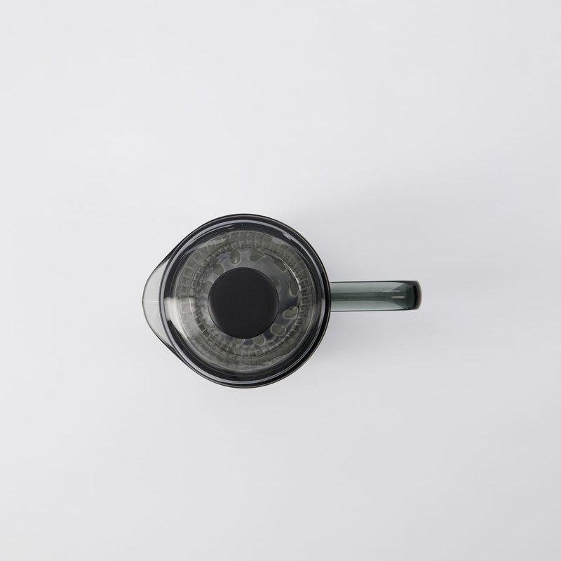 House Doctor French press, Nuru, Grey, 350 ml