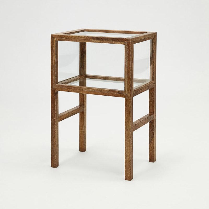 House Doctor Side table, Montre, Antiek bruin