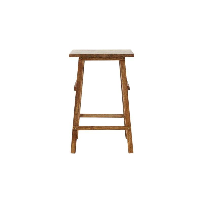 House Doctor Side table, Laddi, Antiek bruin