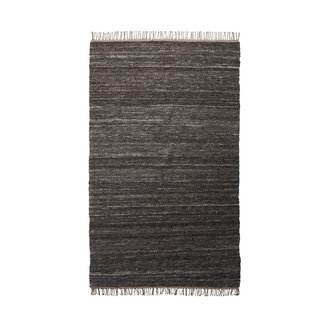 House Doctor Rug, Hafi, Brown, Handmade, Finish/Colour/Size may vary