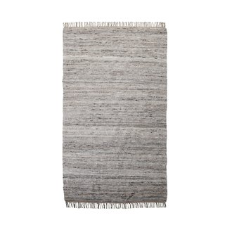 House Doctor Rug, Hafi, Grey/Brown, Handmade, Finish/Colour/Size may vary