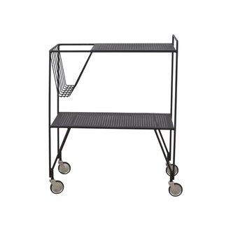 House Doctor Trolley, Use, Zwart