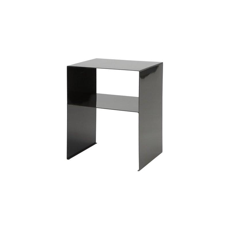 House Doctor Side table, Fari, Zwart
