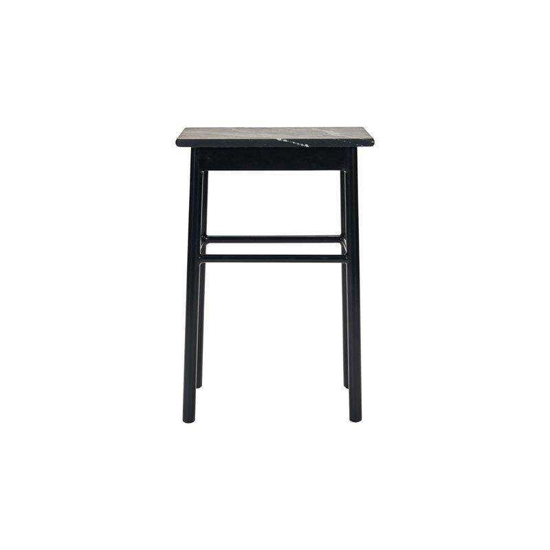 House Doctor Side table, Regance, Zwart