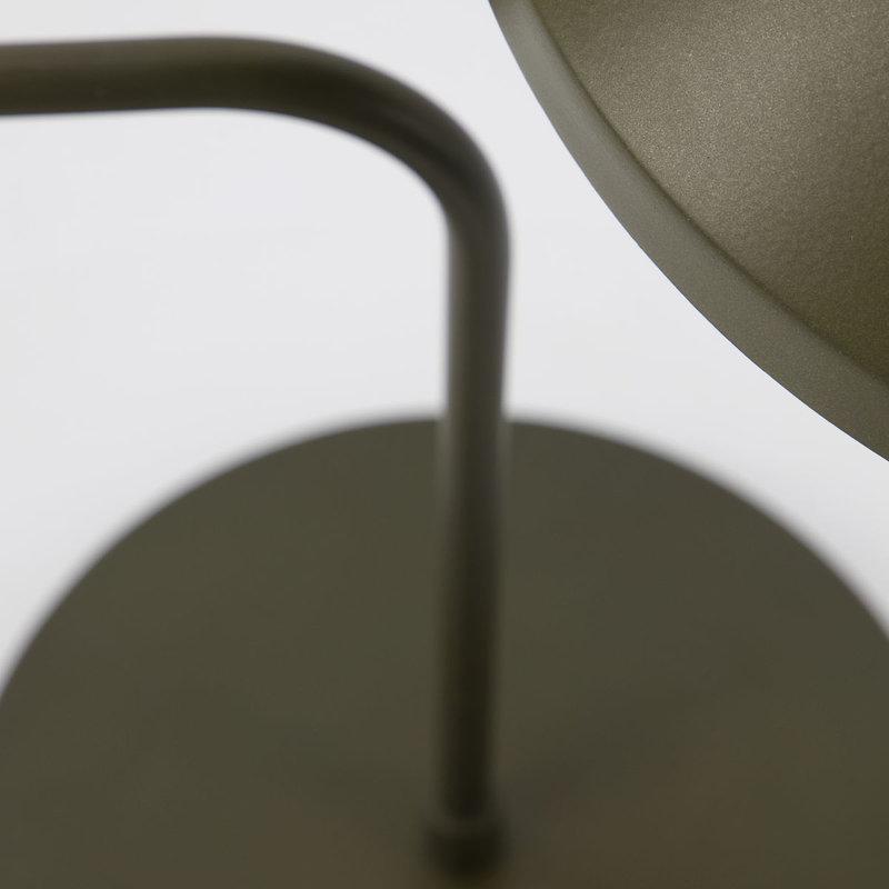 Monograph Tafellamp, Desk, Leger groen