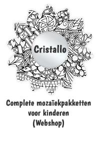 Mozaiekpakketten voor kinderen Cristallo