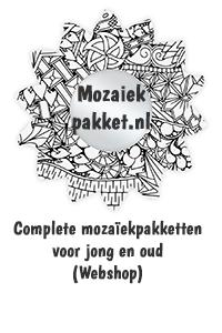Mozaiekpakketten voor jong en oud Mozaiekpakket.nl