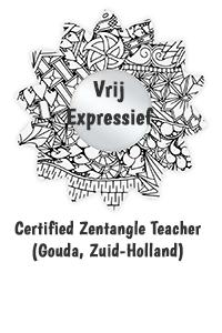 Certified Zentangle Teacher Vrij Expressief