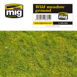 Wild Meadow Ground - A.MIG-8361