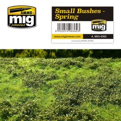 Small Bushes - Spring - A.MIG-8360