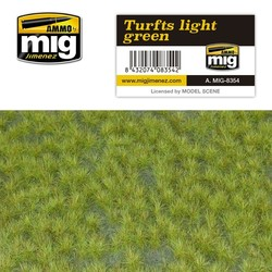 Turfs Light Green - A.MIG-8354