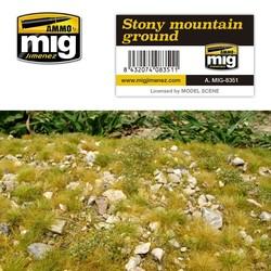 Stony Mountain Ground - A.MIG-8351