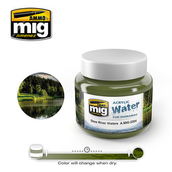 Slow River Waters - 250ml - A.MIG-2204