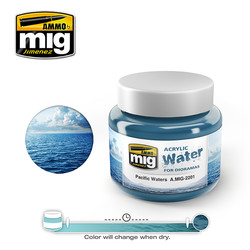Pacific Waters - 250ml - A.MIG-2201