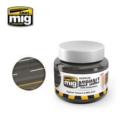 Asphalt Ground - 250ml - A.MIG-2107