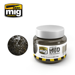 Muddy Ground - 250ml - A.MIG-2105