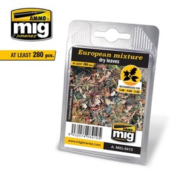 European Mixture - Dry Leaves - A.MIG-8410