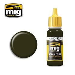 Olive Drab Shadow - 17ml - A.MIG-0924