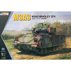 M3A3 Bradley - Scale 1/35 - Kinetic - KIN61014