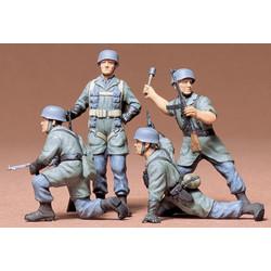 German Parachuters Set ** - Scale 1/35 - Tamiya - TAM35012