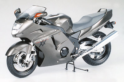 Tamiya Honda Cbr 1100Xx - Super Blackbird - Scale 1/12 - Tamiya - TAM14070