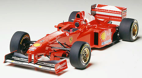 Tamiya Ferrari F310B - Scale 1/20 - Tamiya - TAM20045