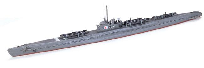 Tamiya Japanese Submarine I-58 Late Version - Scale 1/700 - Tamiya - TAM31435