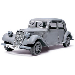 Citroen Traction 11Cv Staff Car - Scale 1/48 - Tamiya - TAM32517