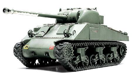 Tamiya British Sherman Ic Firefly Tank - Scale 1/48 - Tamiya - TAM32532