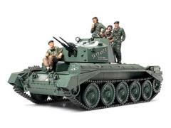 Tamiya British Crusader Mk III Anti-Aircraft Tank - Scale 1/48 - Tamiya - TAM32546