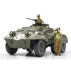 Us M20 Armored Utility Vehicle - Scale 1/48 - Tamiya - TAM32556