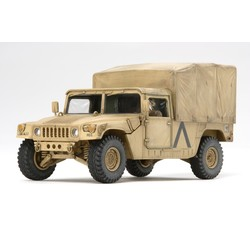 U.S. Modern 4X4 Utility Vehicle Cargo Type - Scale 1/48 - Tamiya - TAM32563