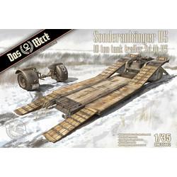 Sonderanhänger 115 - 10t Tank Trailer Sd.Ah.115 - Scale 1/35 - Das Werk - DW35002